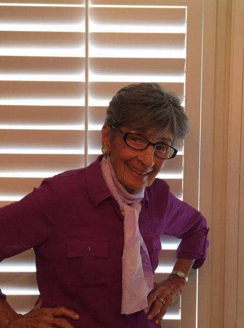 My Mom 90th BD - Photo by Margie Miklas