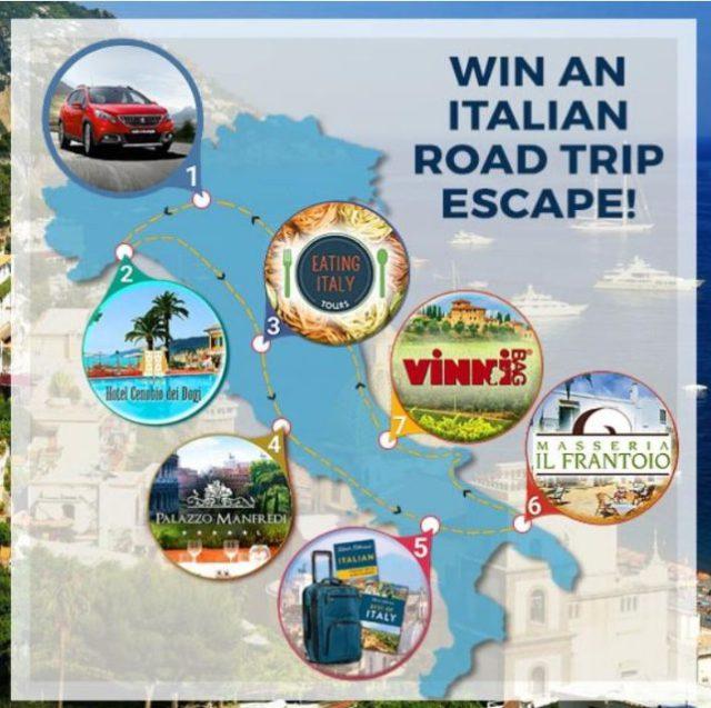 Auto Europe Road trip escape