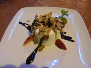 Semifreddo in Sicily photo by Margie Miklas
