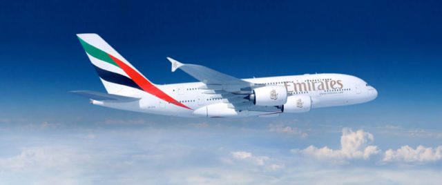 Photo by Emirates Airline