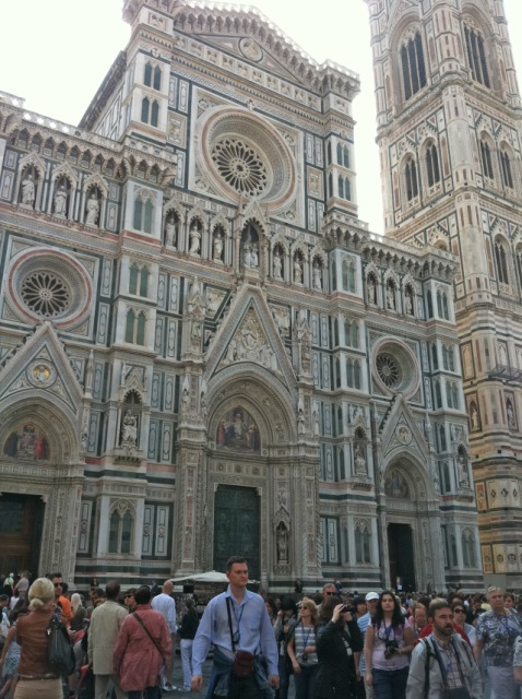 Duomo in Florence Photo by Margie Miklas